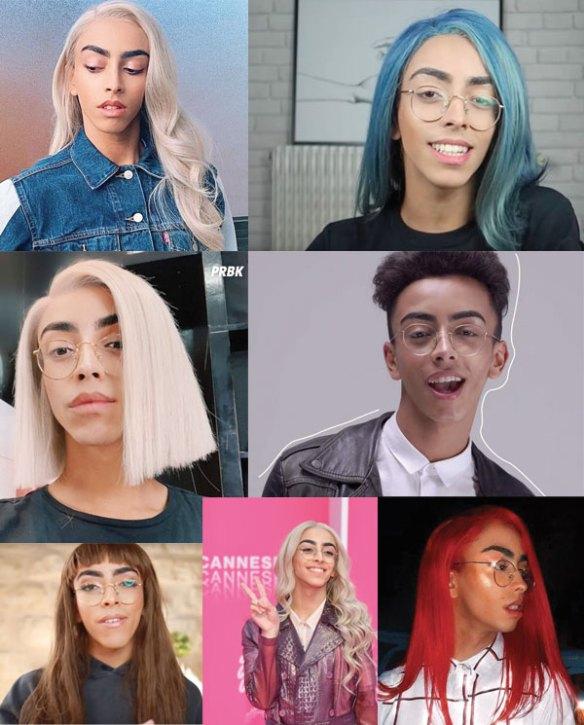coupe-cheveux-Bilal-Hassani