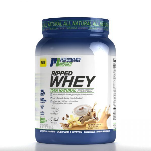 Ripped Whey Protein Powder - Keto Friendly Whey Protein Powder