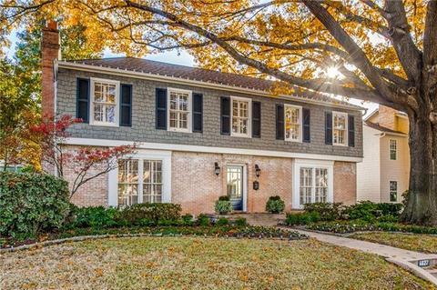 799 Homes for Sale in North Dallas High School Zone