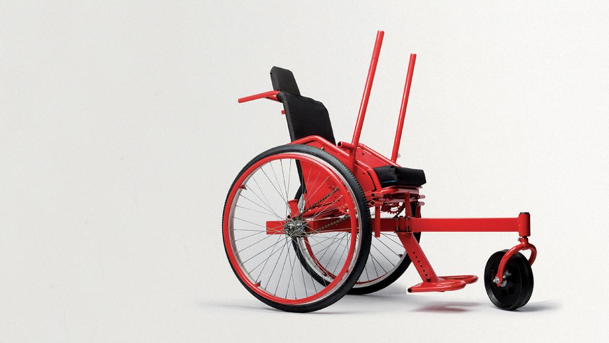 Amos Winter The Cheap All Terrain Wheelchair Ted Talk