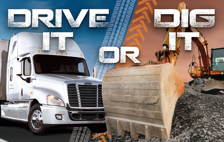 Commercial Truck Driver and Heavy Equipment Training - PIA Jump Start