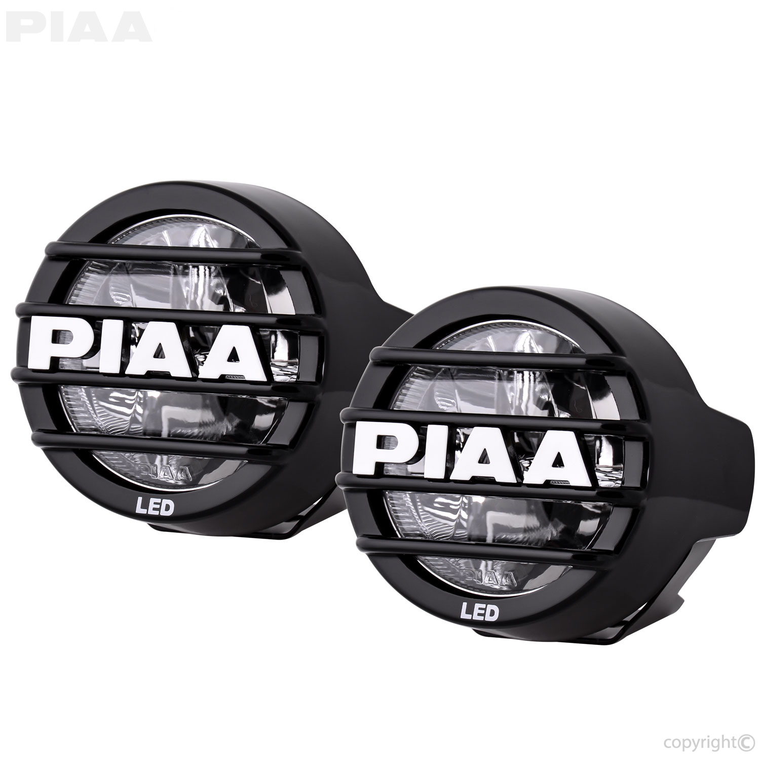 Led White Piaa Lp530 Led White Driving Beam Kit