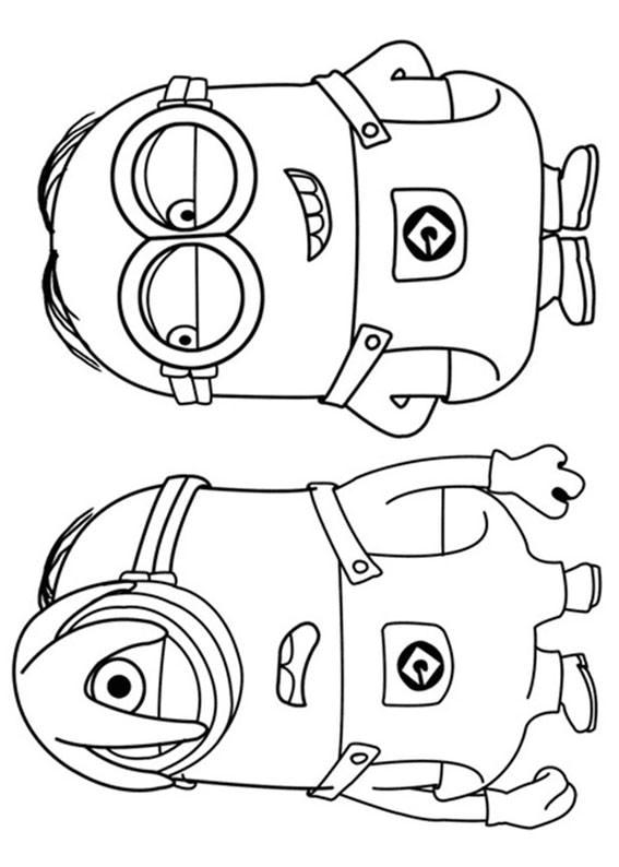 disegni per la festa della mamma auto electrical wiring diagram Can Am Atv Wiring Diagram 30 disegni dei minions da colorare