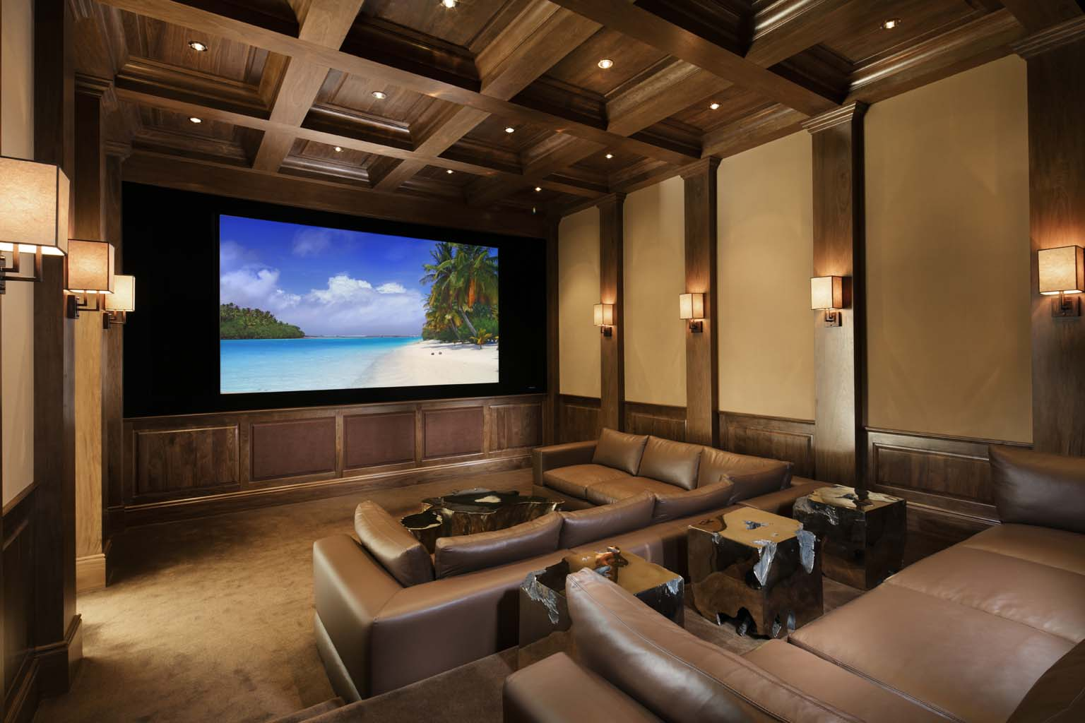 Tappeto Home Theatre Cinema In Casa