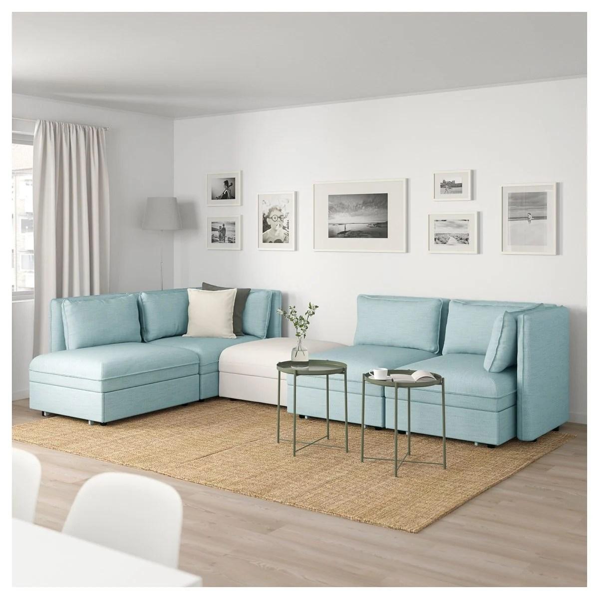 Divani Moderni Tessuto Ikea   Tessuti Per Divani Foto Design Mag