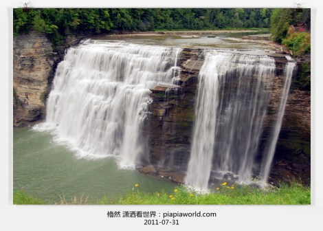 Middle fall