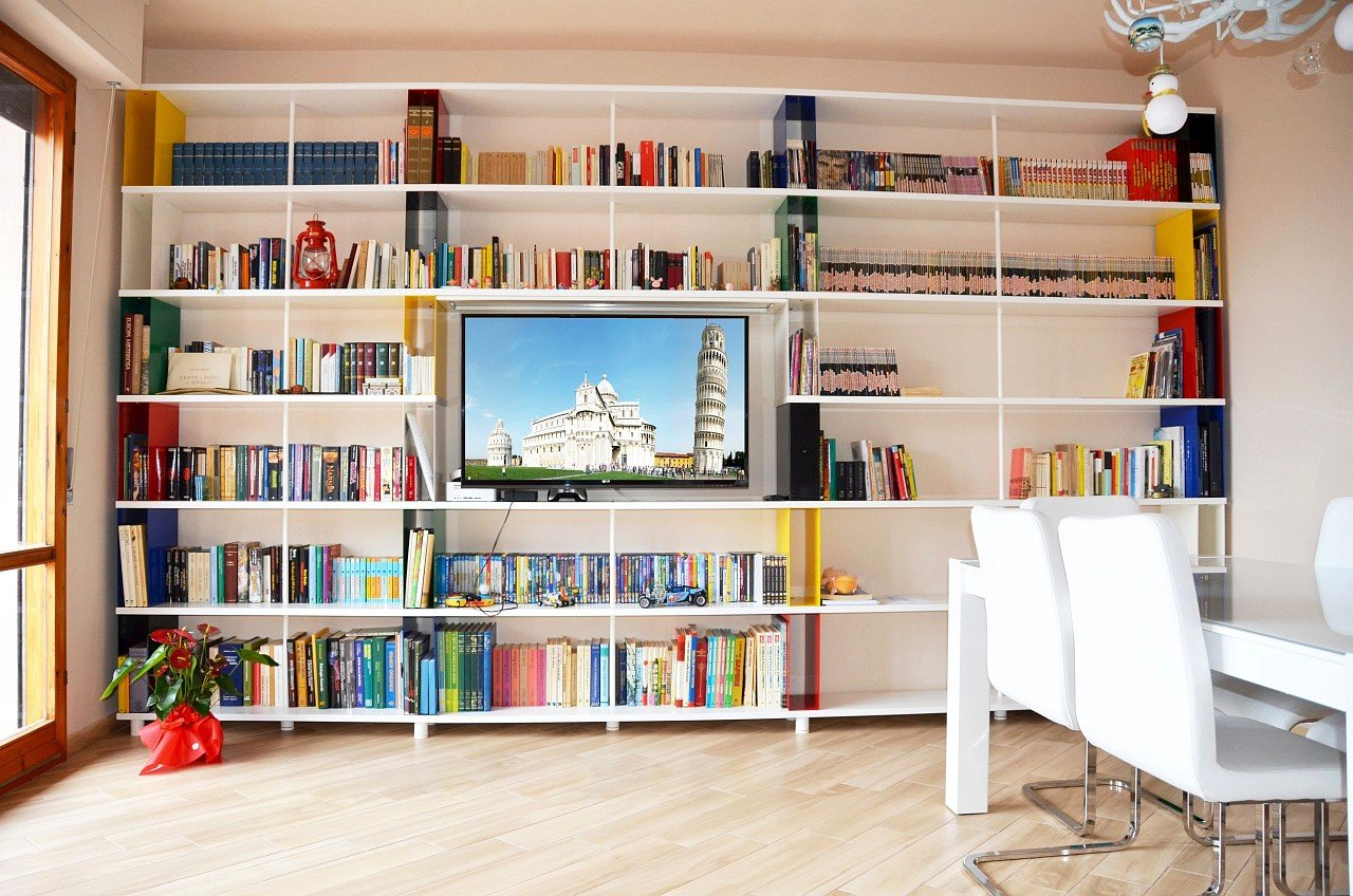 Booklet Librerie Photo Gallery Bookcases Piarotto Com Shop Now