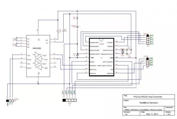 circuit board trace side