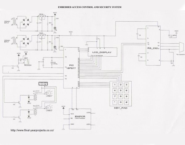 microcontroller based accelerometer7