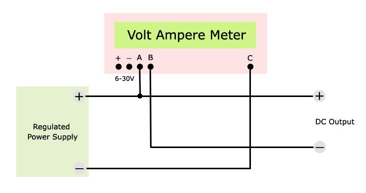 Amp Meter Wiring Diagram Wiring Diagram