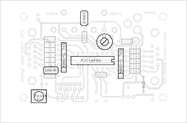 intelligent pic programmer schematic