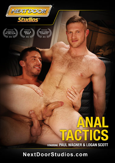 Anal Tactics cover