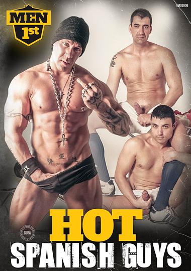 Hot Spanish Guys cover