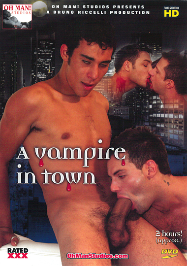 A Vampire In Town cover