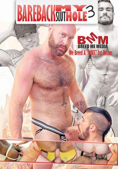 Bareback My Slut Hole 3 cover