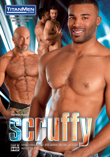 Scruffy cover