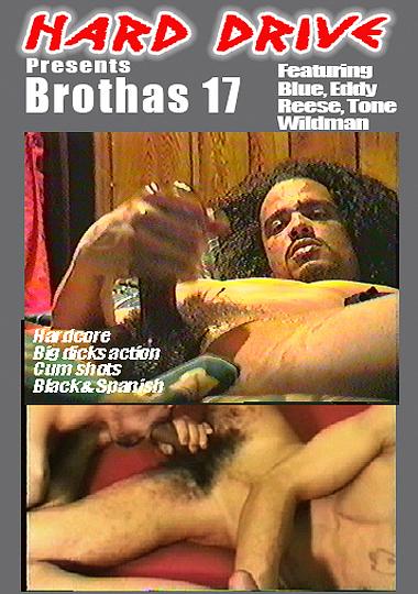 Thug Dick 430: Brothas 17 cover