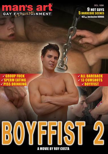 Boy FFist 2 cover