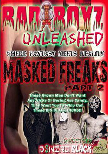 Masked Freaks 2 cover