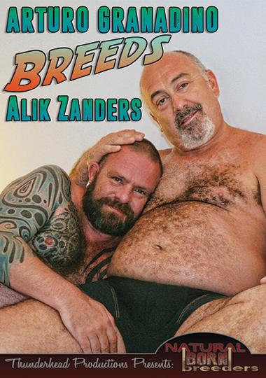 Arturo Granadino Breeds Alik Zanders cover