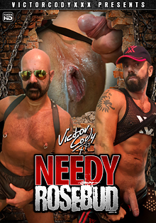 Needy Rosebud cover