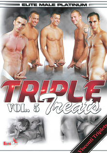 Triple Treats 5 cover