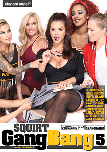 Squirt Gangbang 5 cover