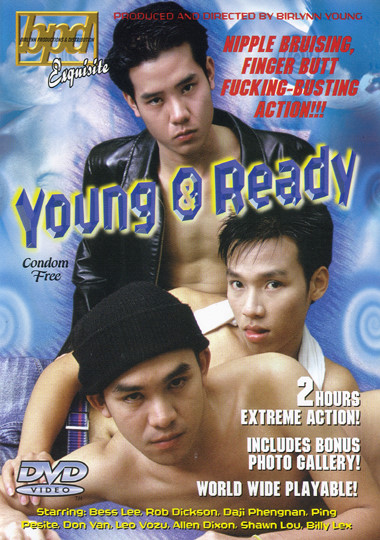 Young And Ready cover