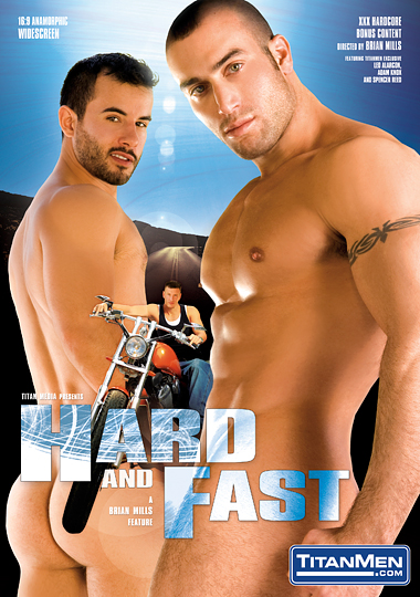 Hard And Fast cover