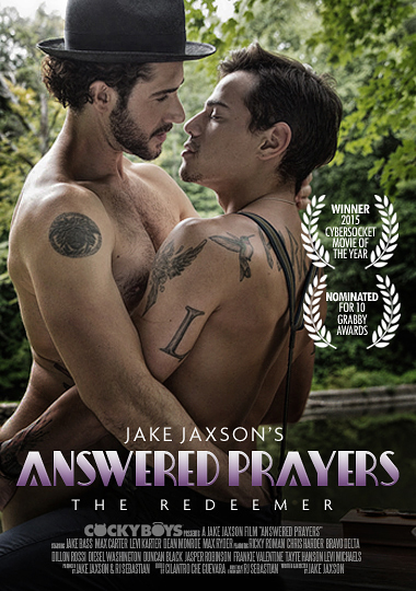 Answered Prayers: The Redeemer cover