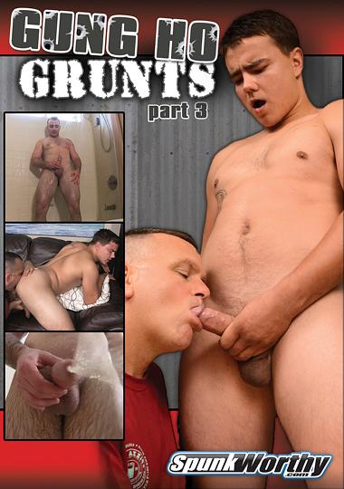 Gung Ho Grunts Part 3 cover