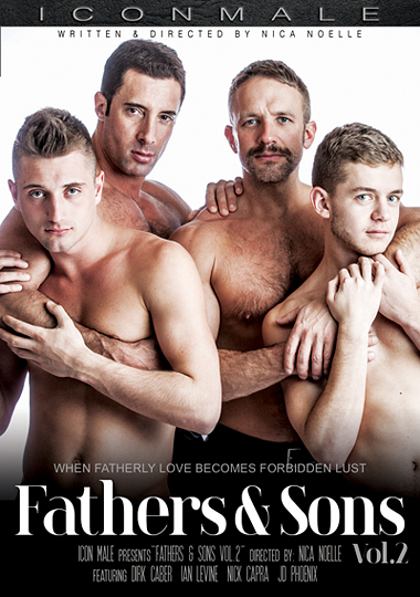 Fathers And Sons 2 cover