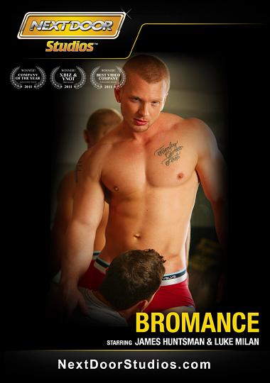 Bromance cover