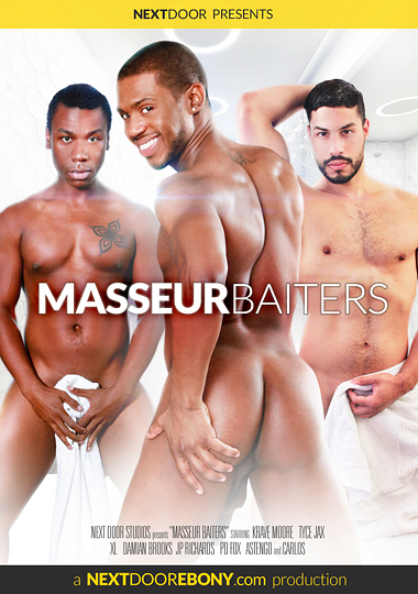 Masseur Baiters cover
