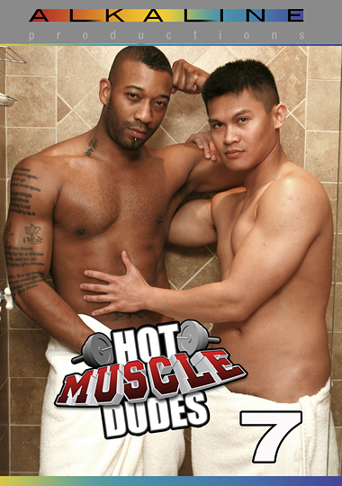 Hot Muscle Dudes 7 cover
