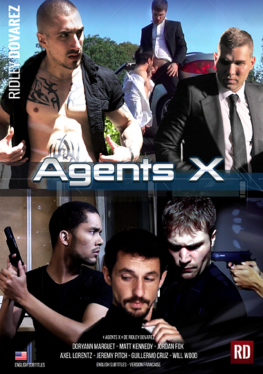 Agents X cover