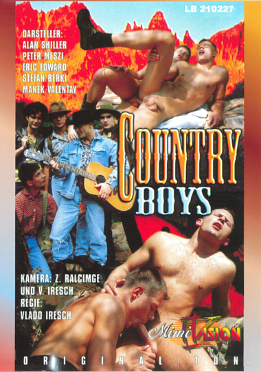 Country Boys cover