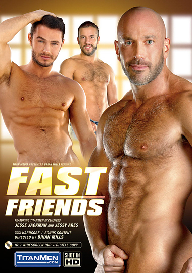 Fast Friends cover