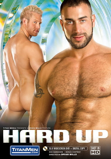 Hard Up cover