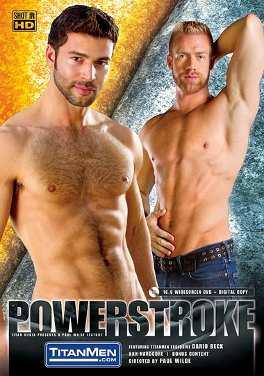 Powerstroke cover
