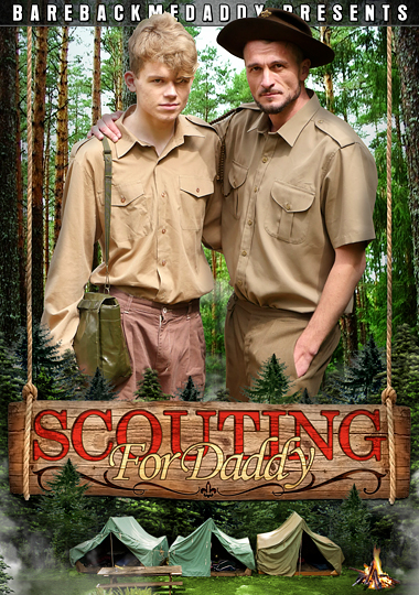 Scouting For Daddy cover
