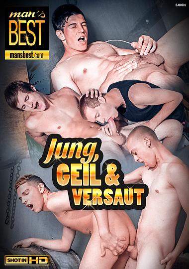 Jung, Geil Und Versaut cover