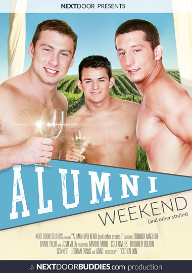 Alumni Weekend cover