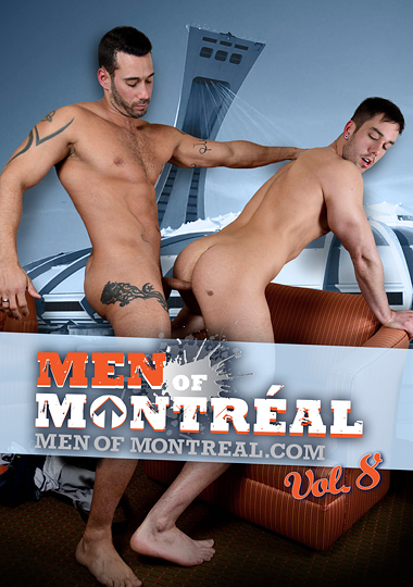 Men Of Montreal 8 cover