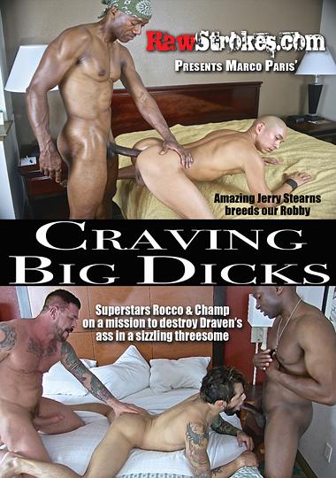 Craving Big Dicks cover