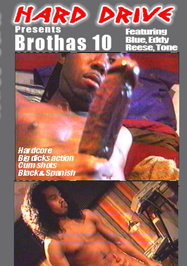 Thug Dick 423: Brothas 10 cover