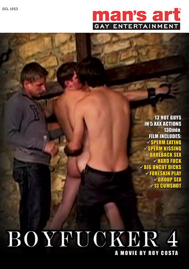 Boy Fucker 4 cover