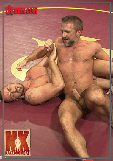 Naked Kombat: 1st Match Of Summer Smackdown Tournament - Dirk Caber Vs Jessie Colter cover