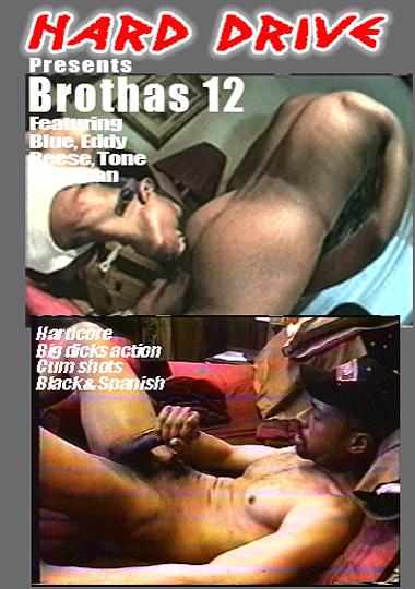 Thug Dick 425: Brothas 12 cover