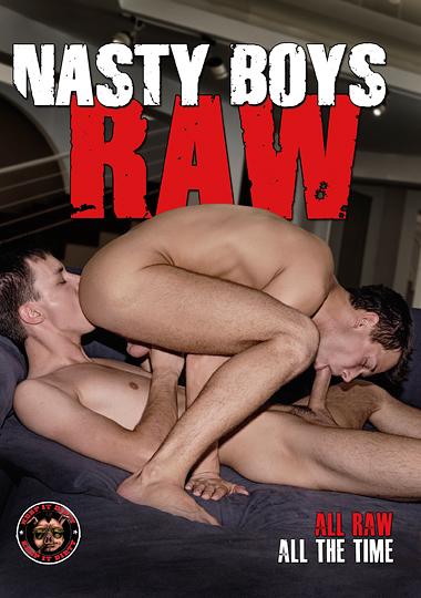 Nasty Boys Raw cover